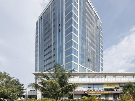 Gebäude in 15th Dev Corpora, Near Cadbury Junction, Eastern Express Highway, Thane in Mumbai 1