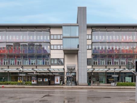 Mødelokalerne i Stockholm Solna Business Park