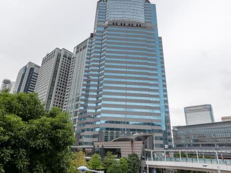 Mødelokalerne i Tokyo Shinagawa East One Tower