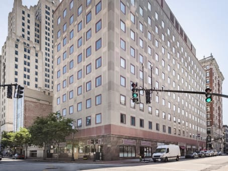 Building at 10 Dorrance Street, Downtown Providence, Suite 700 in Providence 1