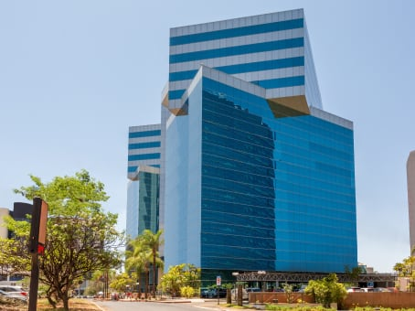 Mødelokalerne i Brasilia Corporate Financial Center - Asa Norte
