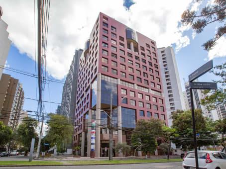 Building at Rua Pasteur, 463. 13º andar, Água Verde in Curitiba 1