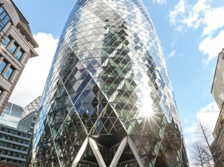 Mødelokalerne i London, St Mary Axe 28th & 29th Floors