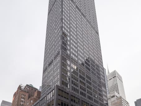 Mødelokalerne i New York, New York - 600 Third Avenue