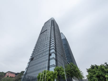 Building at 22 Nanbin Road, 33/F, Yangtze River International Plaza in Chongqing 1