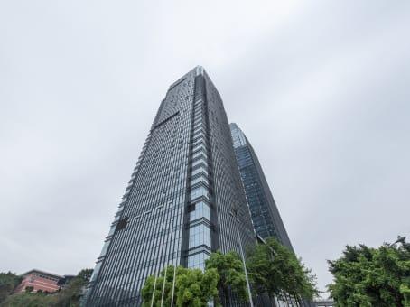 Prédio em 22 Nanbin Road, 33/F, Yangtze River International Plaza em Chongqing 1