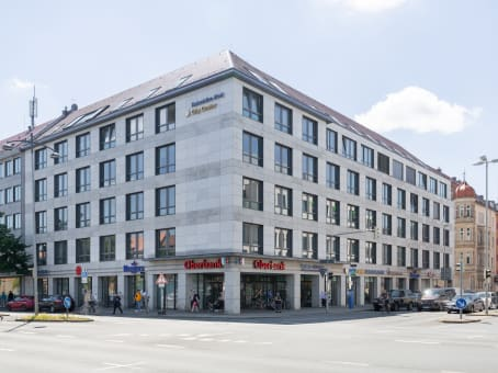 Building at Zeltnerstraße 1-3, City Center ZeltnerEck, 3rd Floor in Nuremberg 1