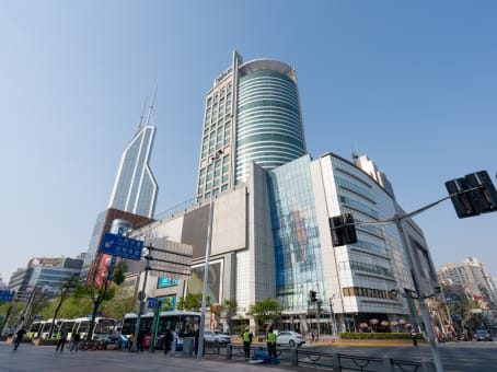 Building at 268 Xizang Zhong Road, 51/F, Raffles City in Shanghai 1