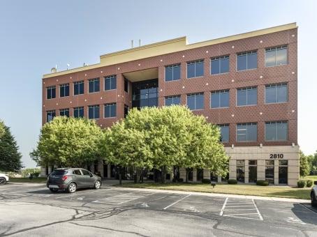 建筑位于Madison2810 Crossroads Drive, Suite 4000 1