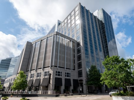 Building at 4208 Six Forks Road, Cap Trust Tower, Suite 1000 in Raleigh 1