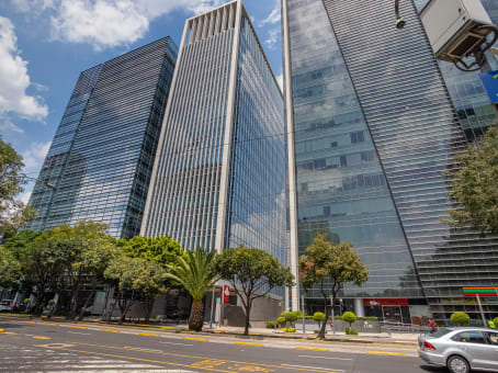 Building at 07th Floor Torre Corporativo Napoles, Av Insurgentes 863, Colonia Napoles in Mexico City 1