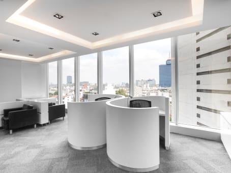 Building at 07th Floor Torre Corporativo Napoles, Av Insurgentes 863, Colonia Napoles in Mexico City 1