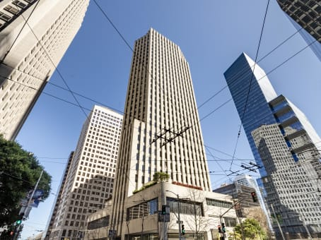 Building at 201 Mission, Suite 1200 in San Francisco 1