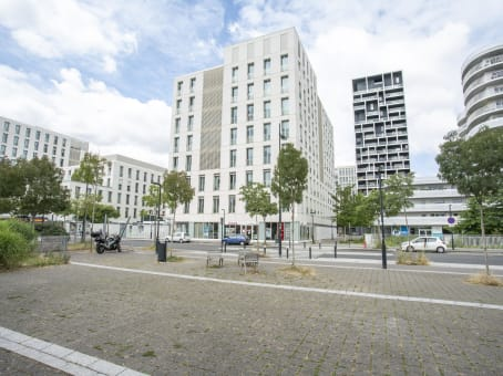 Building at Immeuble SKYLINE, 22, Mail Pablo Picasso in Nantes 1
