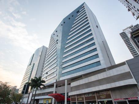 Gebäude in Rua José Alexandre Buaiz, 300, 20º andar, Enseada do Suá in Vitoria 1