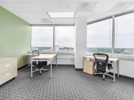 Mødelokalerne i Maryland, Silver Spring - Metro Plaza II