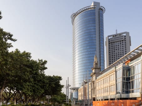 Building at 8 Lujiang Road, 8/F, International Plaza in Xiamen 1