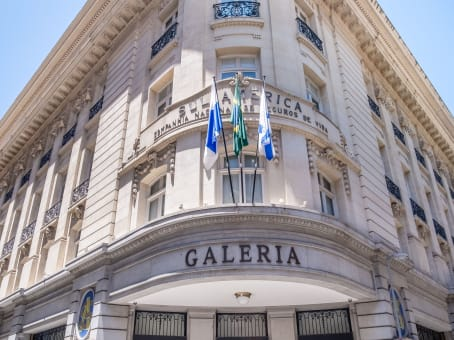 Mødelokalerne i Rio de Janeiro, Galeria Sul America
