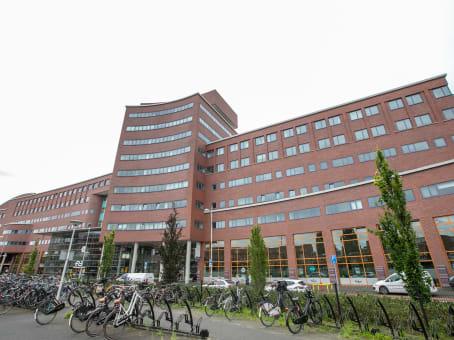 Mødelokalerne i Amersfoort, Central Station