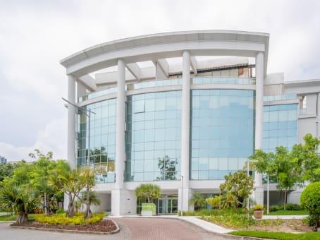 Mødelokalerne i Rio De Janeiro O2 Corporate Barra