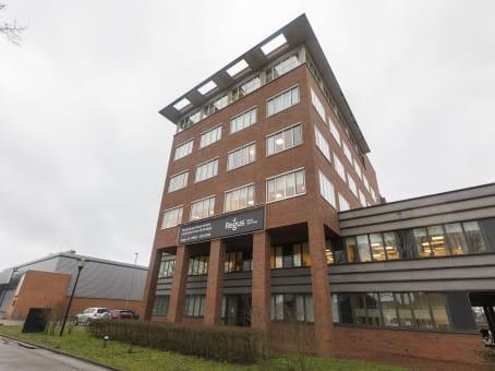 Building at Het Rietveld 55A in Apeldoorn 1