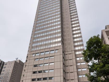 Mødelokalerne i Tokyo Shinjuku Park Tower