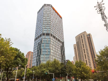 Building at 1628 Zhong Shan Avenue, 8/F, Wuhan Tiandi – Corporate Center 5 in Wuhan 1