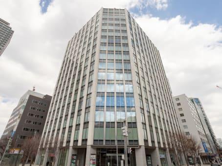 Lokalizacja budynku: ulica 2-8-1 Kita 7-jo Nishi, Sapporo Kita Building 9th Floor, Kita-ku, Sapporo 1