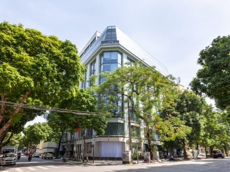 Building at Level 5, 41A Ly Thai To Street, Hoan Kiem District in Hanoi 1