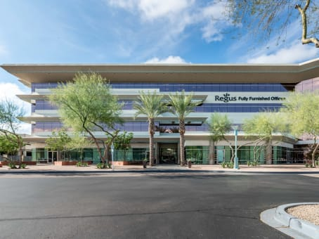 Building at 16427 North Scottsdale Road, Suite 410 in Scottsdale 1