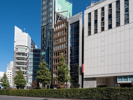 Mødelokalerne i Tokyo, Shinjuku West (Open Office)