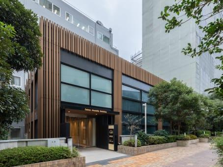 Mødelokalerne i Tokyo, Akasaka Business Place (Open Office)