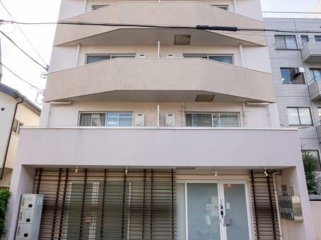 Mødelokalerne i Tokyo, Azabujuban (Open Office)