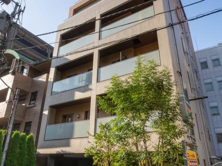 Building at 4-7-6 Akasaka, 2F, 3F and 4F, Akasaka Buisiness Court, Minato-ku in Tokyo 1