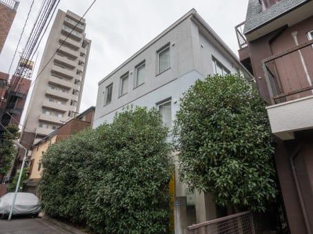 Mødelokalerne i Tokyo, Nogizaka (Open Office)