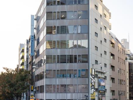Mødelokalerne i Tokyo, Shibuya TOC (Open Office)
