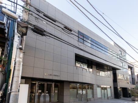 Mødelokalerne i Tokyo, Minami-Aoyama (Open Office)