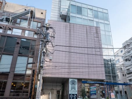 Building at 15-14 Sakuragaokacho, 7F Fuji Building 40, Shibuya-ku in Shibuya-ku 1