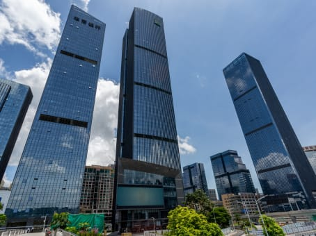 Building at 6011 Shennan Avenue, 44/F, NEO Tower A in Shenzhen 1