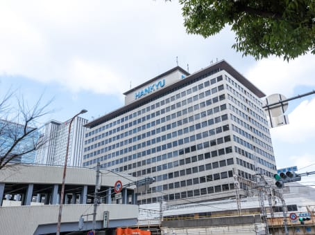 Mødelokalerne i Osaka, Hankyu Terminal Building