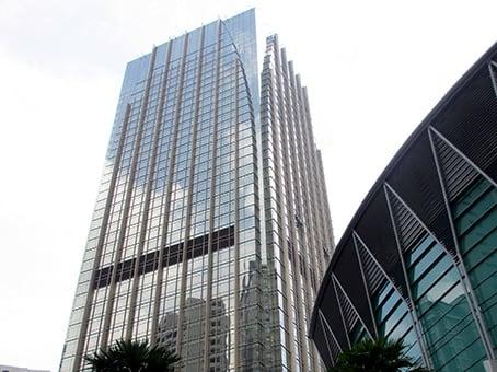 Mødelokalerne i Kuala Lumpur, Menara Darussalam