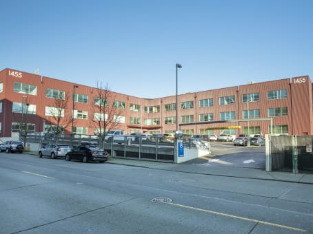 Building at 1455 Northwest Leary Way, West Woodland, Suite 400 in Seattle 1