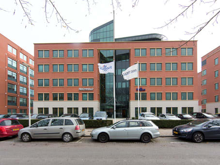 Établissement situé à Lichtenauerlaan 102-120 à Rotterdam 1