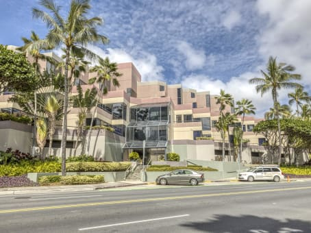 Building at 500 Ala Moana Boulevard, Suite 7400 in Honolulu 1