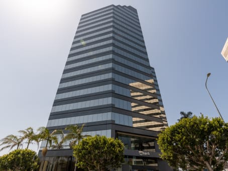 Building at 12100 Wilshire Boulevard, Sawtelle, 8th Floor in Los Angeles 1