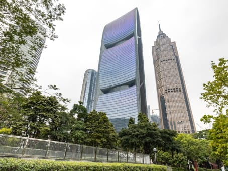 Building at 15 West Zhujiang Road, 21/F, Pearl River Tower in Guangzhou 1