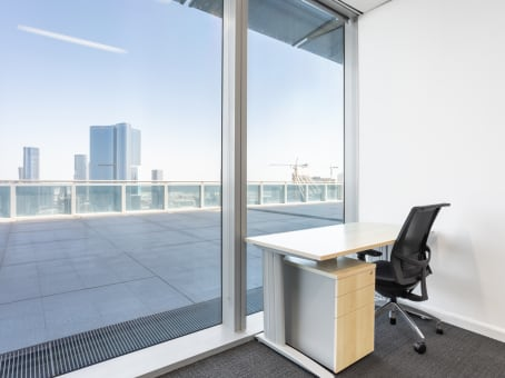 Building at Regus ADGM Square, Maryah Island, Al Maqam Tower, 34th & 35th Floor in Abu Dhabi 1