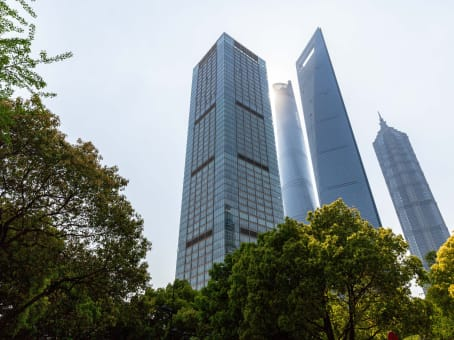 Building at 210 Century Avenue, 6/F, The 21st Century Building in Shanghai 1