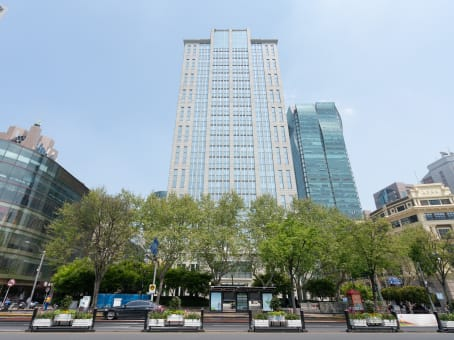Building at 168 Middle Xizang Road, 25/F, The Headquarters Building in Shanghai 1