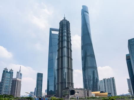 Building at 88 Shi Ji Avenue, 31/F, Jin Mao Tower in Shanghai 1